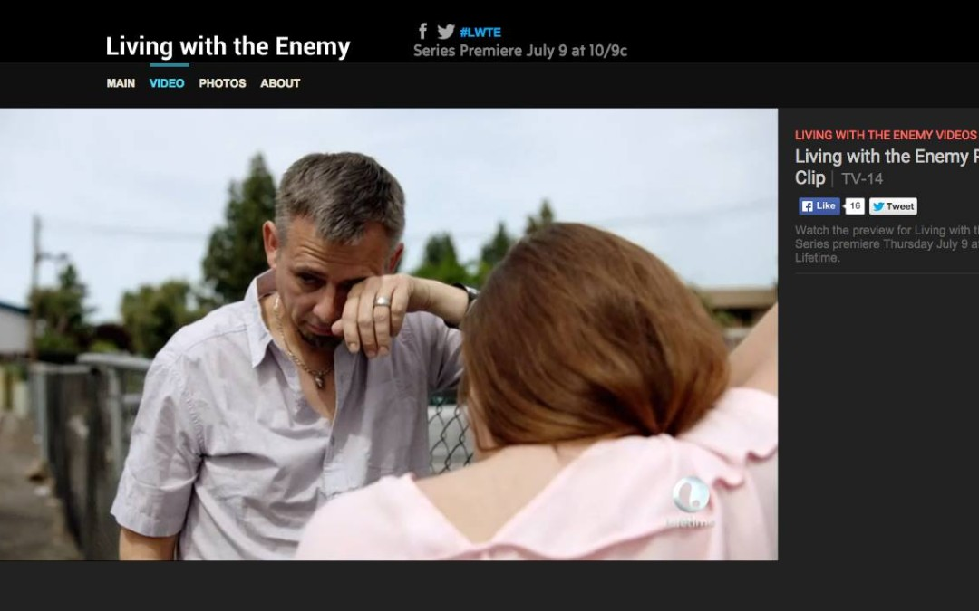 I Lived With a Porn Star on Lifetime's Living With The Enemy