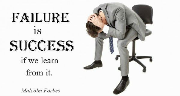5 Way to Learn from Failure