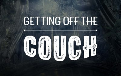 Getting Off The Couch w/ Life Coach George Morning!