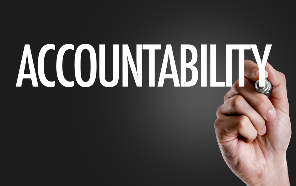 Elevating and Evolving Your Accountability: How to be accountable to YOU!